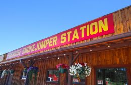 Firehouse Smokejumper Station