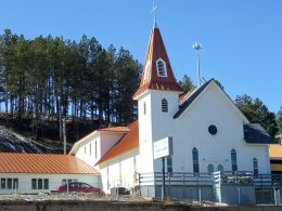 The Little White Church