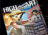 High Plains Art Magazine