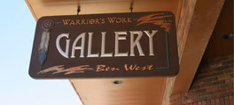 Warrior's Work Gallery - Ben West