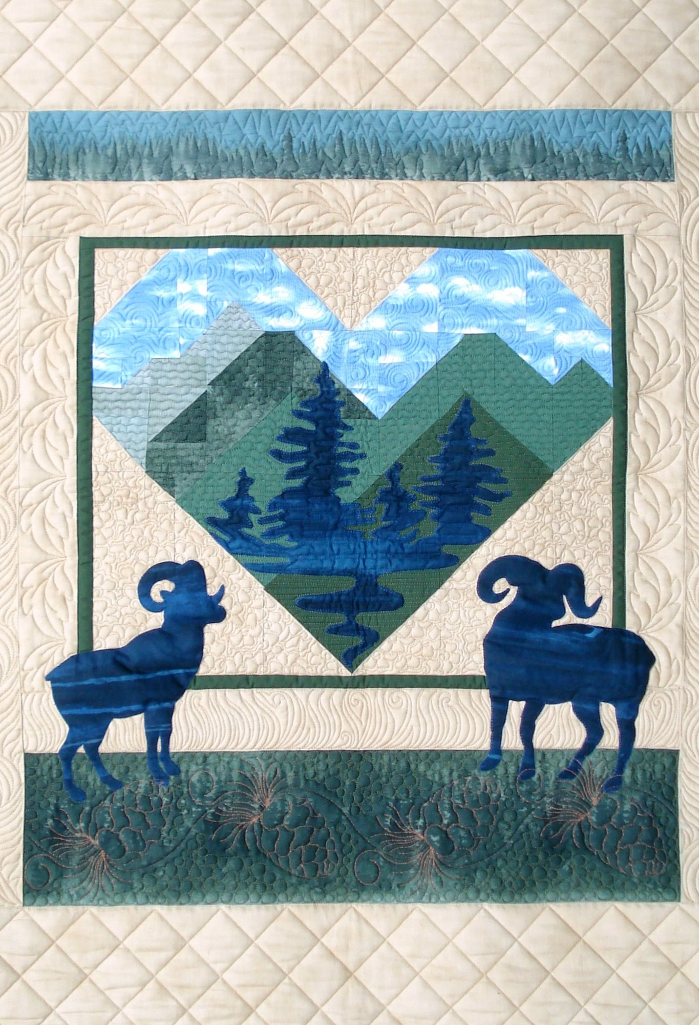 Annual Hill City Quilt Show